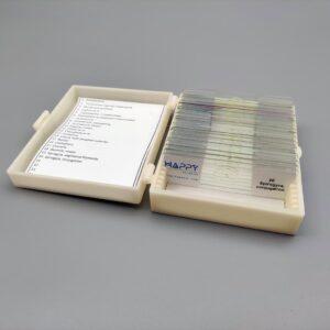 Protozoa and algae prepared slides